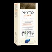 Phytocolor Kit coloration permanente 8 Blond clair à ANDERNOS-LES-BAINS
