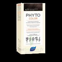 Phytocolor Kit coloration permanente 4.77 Châtain marron profond à ANDERNOS-LES-BAINS