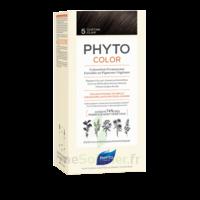 Phytocolor Kit coloration permanente 5 Châtain clair à ANDERNOS-LES-BAINS