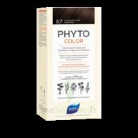 Phytocolor Kit coloration permanente 5.7 Châtain clair marron à ANDERNOS-LES-BAINS