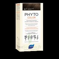 Phytocolor Kit coloration permanente 6.7 Blond foncé marron à ANDERNOS-LES-BAINS
