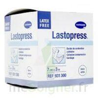 Lastopress® bande de compression cohésive 7 cm x 3 mètres - coloris chair à ANDERNOS-LES-BAINS