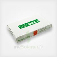 Stéribox Kit prévention et hygiène pour les toxicomanes avec seringues 100UI/ml à ANDERNOS-LES-BAINS
