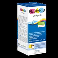 Pédiakid Omega 3 Sirop framboise 125ml à ANDERNOS-LES-BAINS