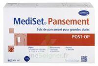 MediSet® set de pansement Post Op avec coupe-fil Pour grandes plaies - Boîte de 3 soins à ANDERNOS-LES-BAINS