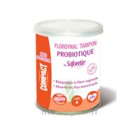 Florgynal Probiotique Tampon périodique avec applicateur Mini B/9 à ANDERNOS-LES-BAINS