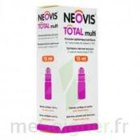 Neovis Total Multi S Ophtalmique Lubrifiante Pour Instillation Oculaire Fl/15ml à ANDERNOS-LES-BAINS