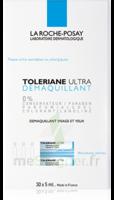 Toleriane Solution démaquillante yeux 2*30 Unidoses/5ml à ANDERNOS-LES-BAINS