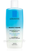 Respectissime Lotion waterproof démaquillant yeux 125ml à ANDERNOS-LES-BAINS