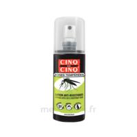Cinq sur Cinq Zones Tempérées Lotion anti-moustique 100ml à ANDERNOS-LES-BAINS