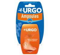 Urgo Ampoule Pansement Seconde Peau Talon B/5 à ANDERNOS-LES-BAINS