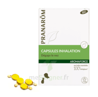 Aromaforce Caps Inhalation Bio B/15 à ANDERNOS-LES-BAINS