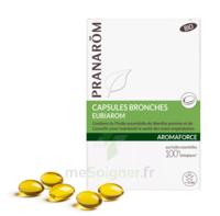 Aromaforce Caps Bronches Bio B/30 à ANDERNOS-LES-BAINS