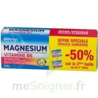 Govital Magnésium Vitamine B6 Comprimés 2*b/45 à ANDERNOS-LES-BAINS