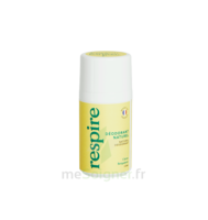 Respire Déodorant Citron Bergamotte Roll-on/50ml à ANDERNOS-LES-BAINS