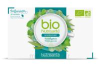 Nutrisanté Infusions Bio Respiratoire 20 Sachets à ANDERNOS-LES-BAINS