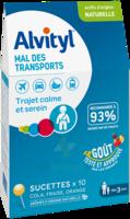 Alvityl Sucette Mal Des Transports B/10 à ANDERNOS-LES-BAINS