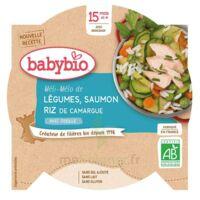 BABYBIO Assiette Légumes Saumon Riz à ANDERNOS-LES-BAINS