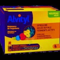 Alvityl Resist Solution Buvable 8 Fioles à ANDERNOS-LES-BAINS