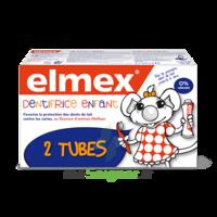 ELMEX DUO DENTIFRICE ENFANT, tube 50 ml x 2 à ANDERNOS-LES-BAINS