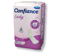 Confiance Lady Protection anatomique incontinence 1.5 gouttes Sachet/14 à ANDERNOS-LES-BAINS
