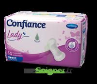 Confiance Lady Protection anatomique incontinence 4 gouttes Sachet/14 à ANDERNOS-LES-BAINS
