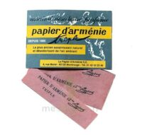Papier D'armenie Feuille à ANDERNOS-LES-BAINS