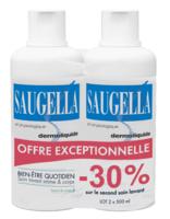 Saugella Emulsion Dermoliquide Lavante 2fl/500ml à ANDERNOS-LES-BAINS