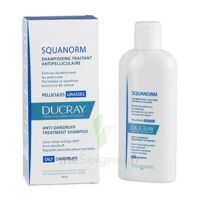 Ducray Squanorm Shampooing Pellicule Grasse 200ml à ANDERNOS-LES-BAINS