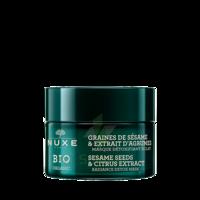 Nuxe Bio Masque Détoxifiant Eclat 50ml à ANDERNOS-LES-BAINS